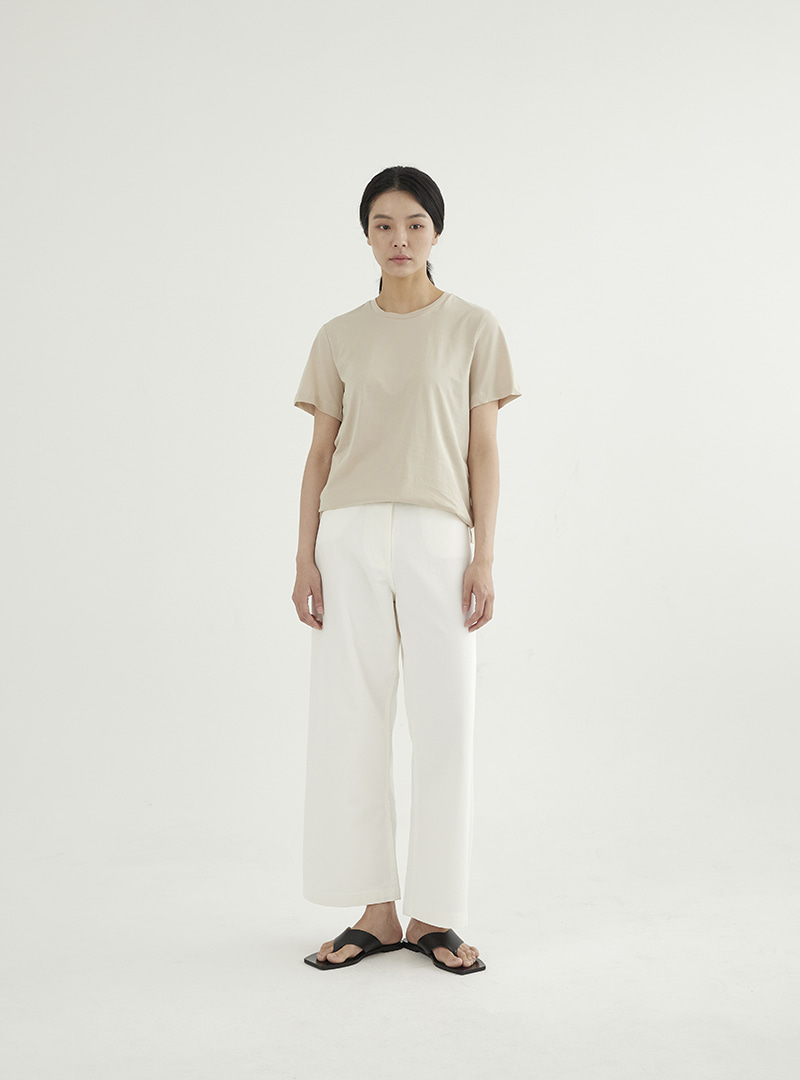Basic Silket Tee (4 Colors)