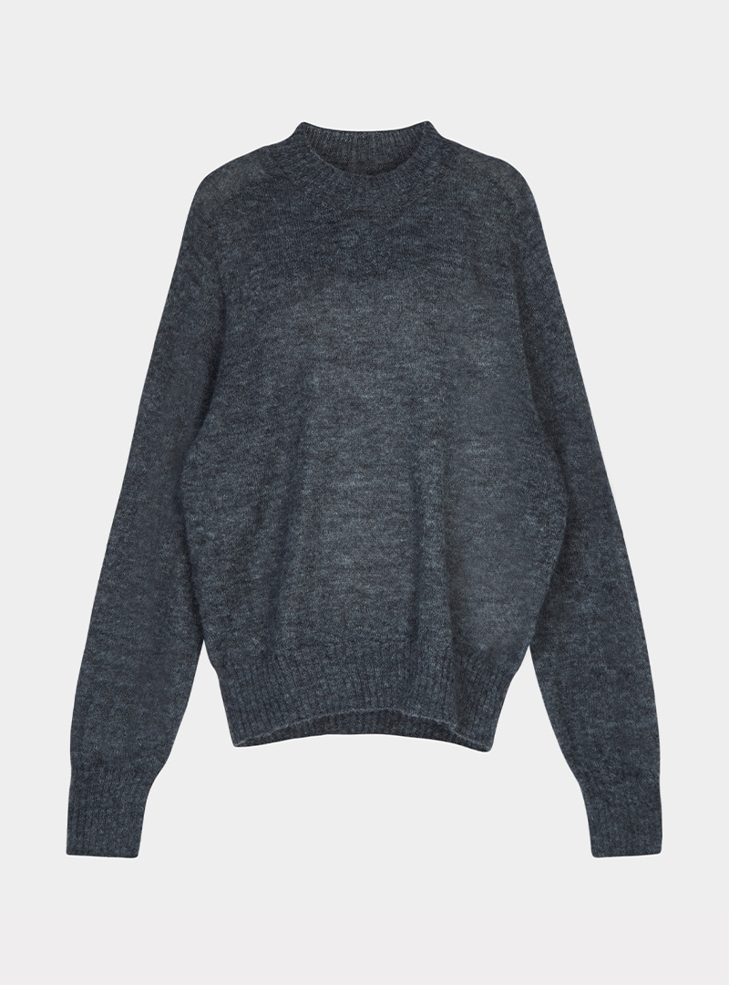 Kid Mohair Over Knit (2 Colors)